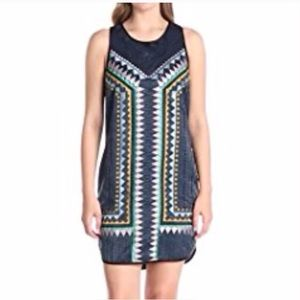 "e2432d473184 Unique Embroidered Greylin ""Azteca"" Shift Dress"